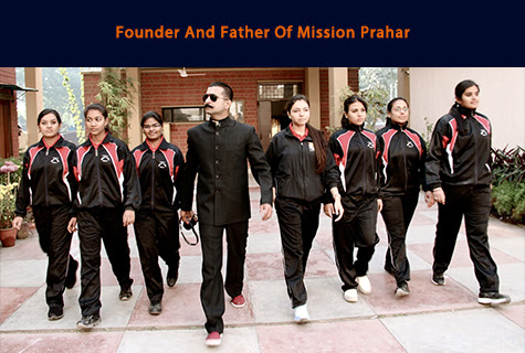 Founder And Father Of Mission Prahar